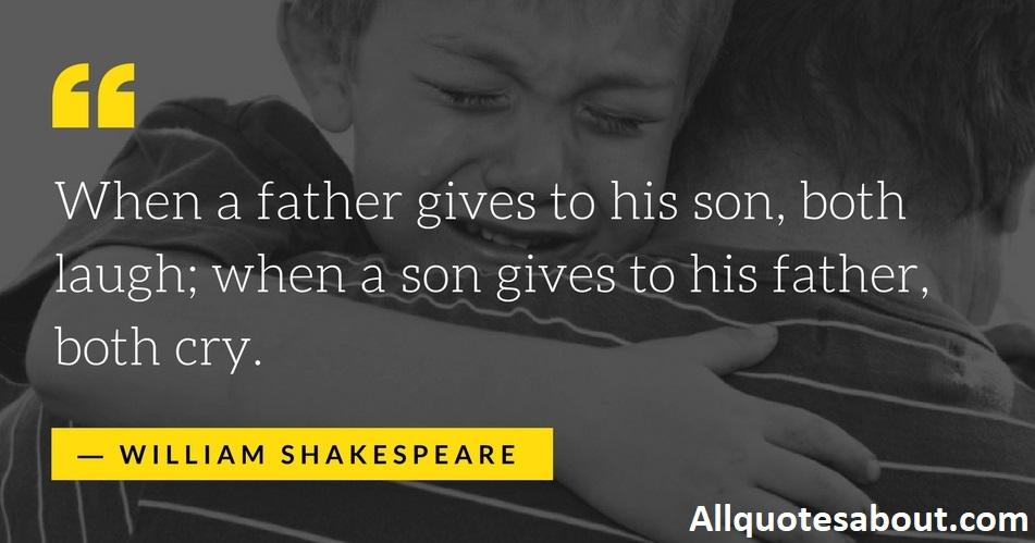 Funny / Sad Father's Day Quotes