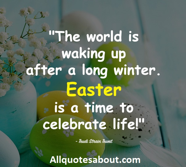 Easter Quotes About Family