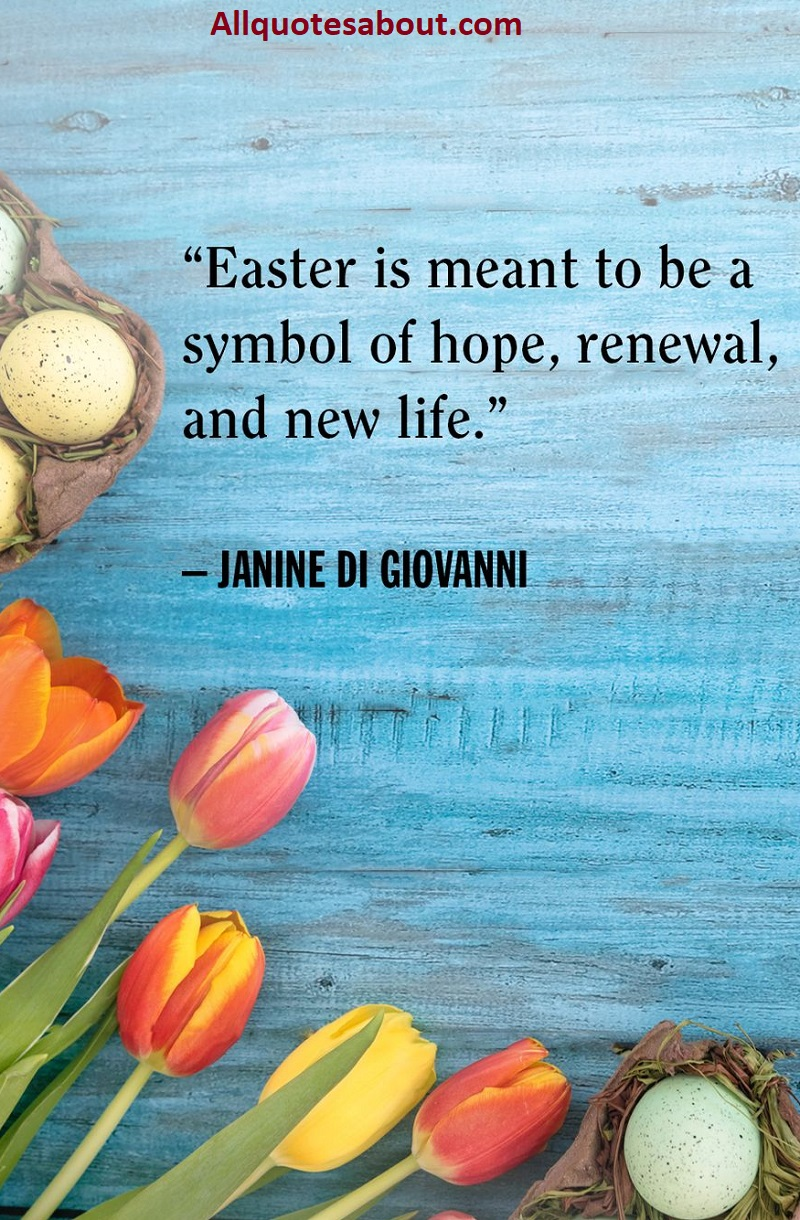 Quotes about Easter Holiday