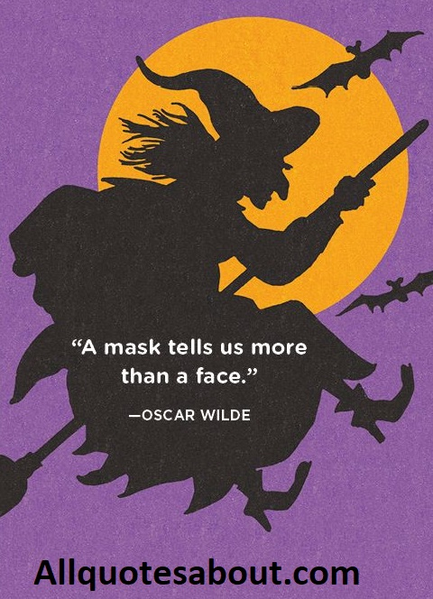 Halloween Quotes