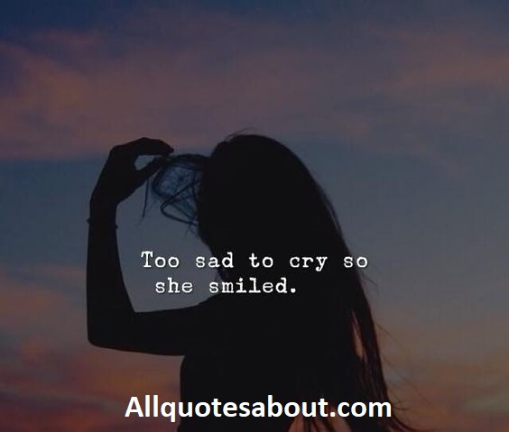 Cry Quotes